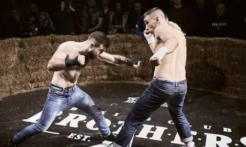Top Dog: Οι πιο σκληροί αγώνες πυγμαχίας που πλακώνονται με γυμνά χέρια (pics & vids)