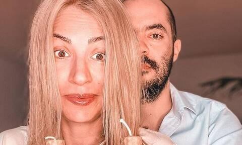 Μαρία Ηλιάκη: Όλες οι φωτογραφίες της εγκυμονούσας με φουσκωμένη κοιλίτσα