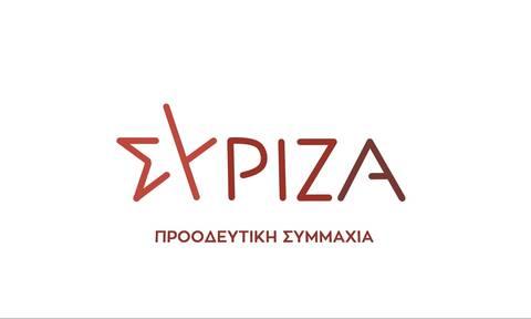 ΣΥΡΙΖΑ: Με αμείωτη ένταση οι προσπάθειες της κυβέρνησης για έλεγχο των ΜΜΕ