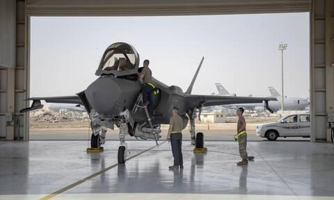 National Interest: Γιατί η Ελλάδα χρειάζεται το stealth μαχητικό F-35