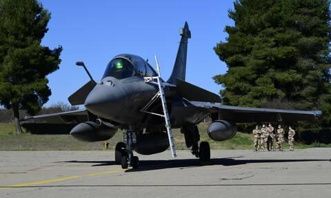 Αγορά επιπλέον 30 γαλλικών μαχητικών Rafale από την Αίγυπτο, έναντι 3,95 δισ. ευρώ