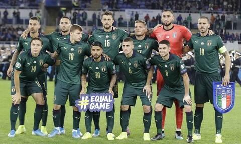 Euro 2020: Εμβολιάστηκαν με Pfizer οι ποδοσφαιριστές της Ιταλίας