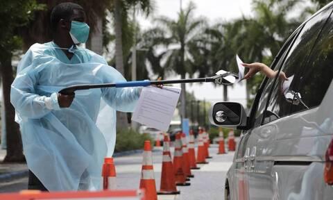 ΗΠΑ: Άρση των περιορισμών στην Φλόριντα, με απόφαση του κυβερνήτη