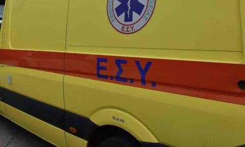 Φθιώτιδα: Τροχαίο με μηχανάκι  - Τραυματίστηκε σοβαρά 16χρονος