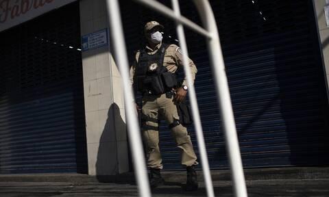 Βραζιλία - Αστυνομία