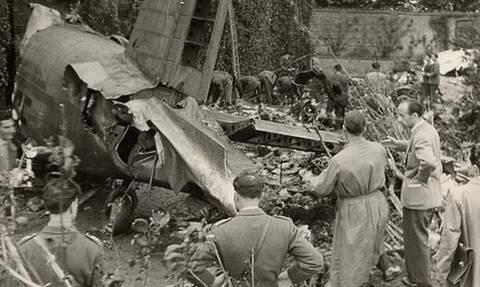 αεροπορικό δυστύχημα Τορίνο