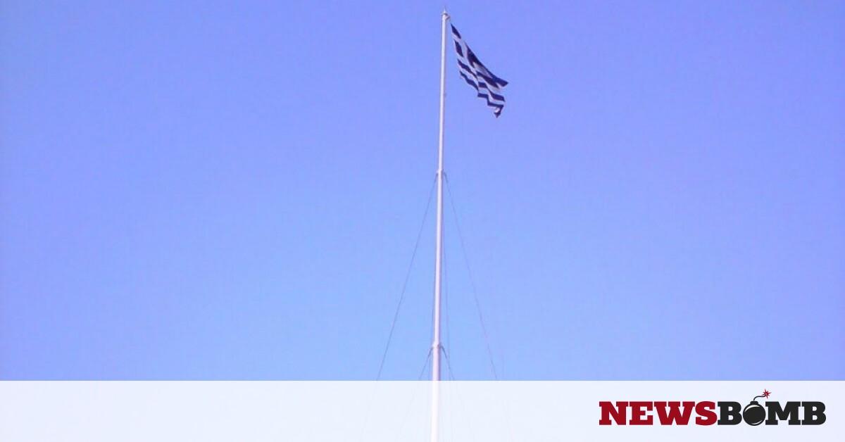Ρόδος: 48χρονος κατέβασε τη σημαία από το Βωμό της Πατρίδας και μαχαίρωσε αστυνομικό – Newsbomb – Ειδησεις