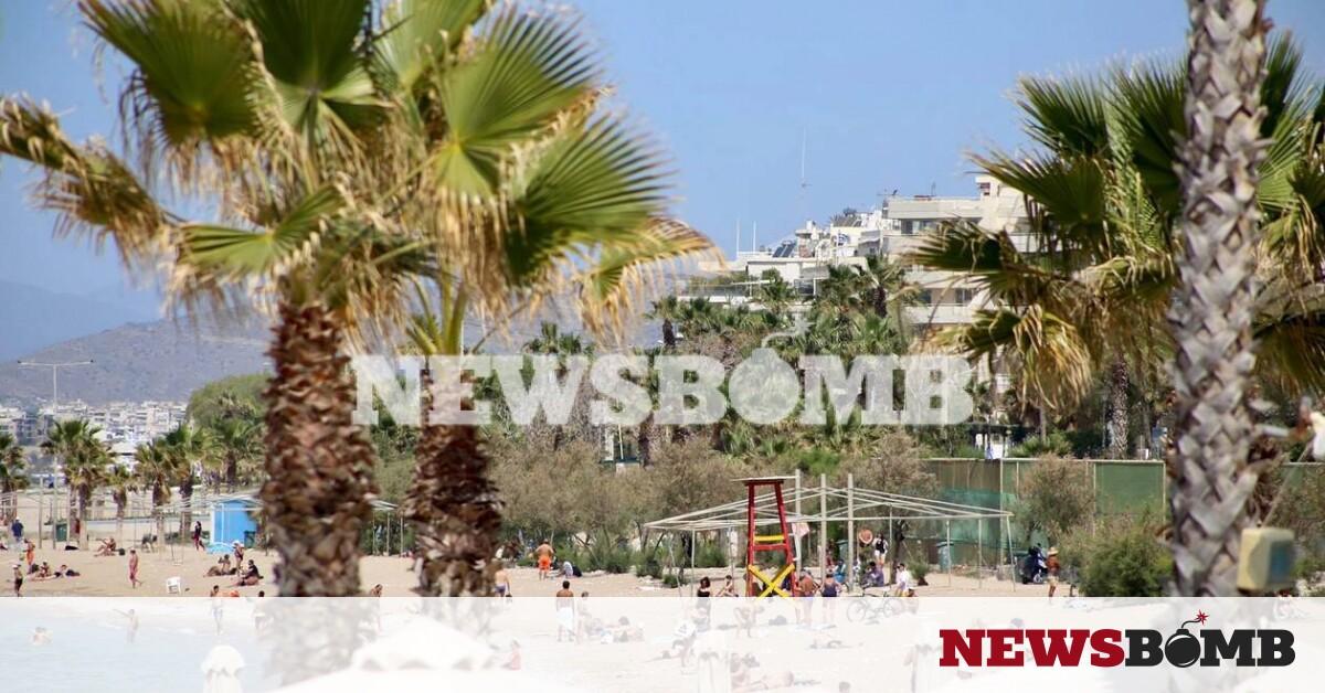 Ρεπορτάζ Newsbomb.gr: Πήγαν για τεστ κορονοϊού με τα μαγιό – Γέμισαν οι παραλίες στην Αττική – Newsbomb – Ειδησεις