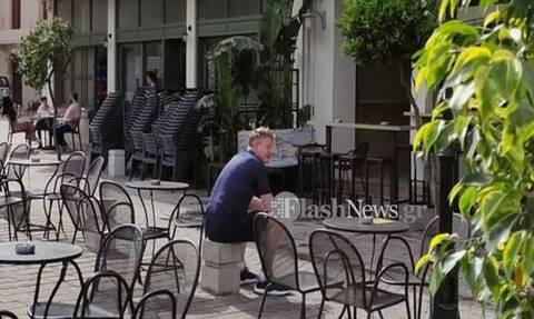 Κρήτη: Στα Χανιά για γυρίσματα ο διάσημος σεφ Γκόρντον Ράμσεϊ