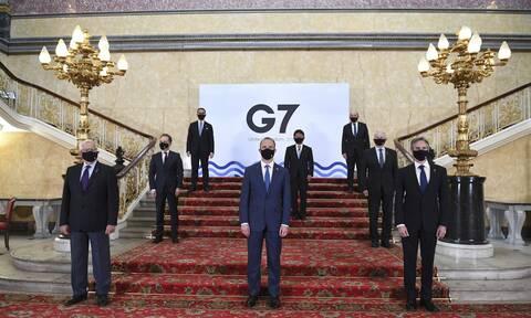 Σύνοδος G7: Πρώτη σύνοδος των «7» με φυσική παρουσία - Τι μήνυμα στέλνουν oι ΥΠΕΞ σε Κίνα και Ρωσία