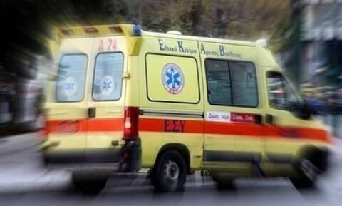 Φθιώτιδα: Σε κρίσιμη κατάσταση 16χρονος μετά από τροχαίο με μηχανάκι