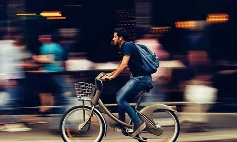 Πώς θα κάνεις με ασφάλεια ποδήλατο στην μεγάλη πόλη