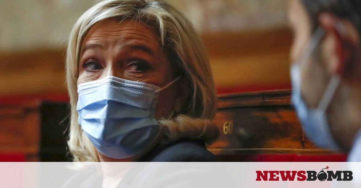 facebookMarine Le Pen