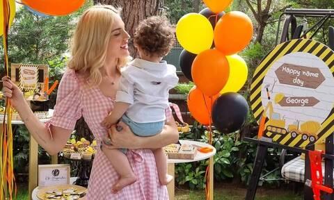 Μαντώ Γαστεράτου:Το πάρτι για τη γιορτή του γιου της ήταν το κάτι άλλο