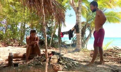 Survivor: Το ερωτικό καβγαδάκι Σάκη – Μαριαλένας (video)