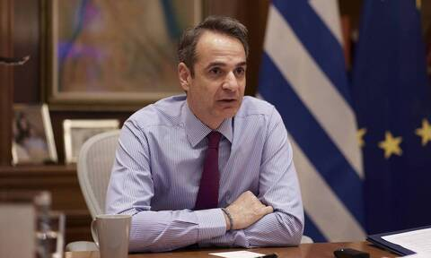 PM Mitsotakis participates in online summit of the Smart Covid-19 Management Group