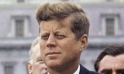 Kένεντι: Στο σφυρί ερωτικές επιστολές του JFK - Η Σουηδή αριστοκράτισσα που τον είχε γοητεύσει