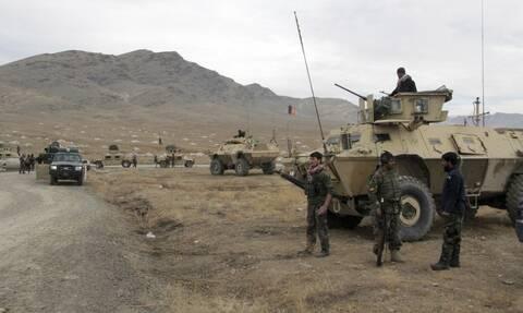 Αφγανιστάν: Οι Ταλιμπάν εντείνουν επιθέσεις - Κατέλαβαν περιοχή εν όψει αποχώρησης ΗΠΑ