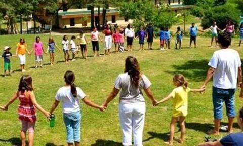 ΟΑΕΔ - Παιδικές κατασκηνώσεις 2021: Λήγει η προθεσμία αιτήσεων στις 8/5