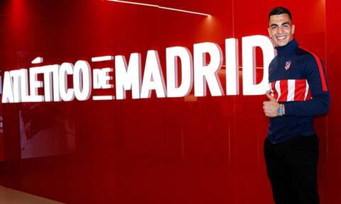 Ατλέτικο Μαδρίτης: Ανακοίνωσε 18χρονο Έλληνα τερματοφύλακα (pics+vid)