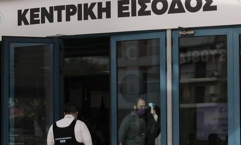 Ηράκλειο: Νέο εμβολιαστικό κέντρο στην Ιατρική Σχολή του Πανεπιστήμιου Κρήτης