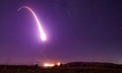ΗΠΑ: Αποτυχημένη δοκιμή βαλλιστικού, διηπειρωτικού πυραύλου