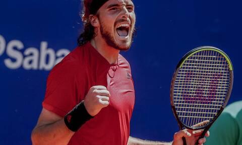 Στέφανος Τσιτσιπάς: Με «προπόνηση» στον 3ο γύρο του Mutua Madrid Open (video)