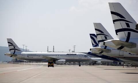 Aegean - Olympic Air και Sky Express: Δείτε τις σημερινές (6/5) ακυρώσεις και τροποποιήσεις πτήσεων