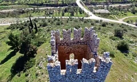 Oι άγνωστοι δίδυμοι πύργοι της Ελλάδας