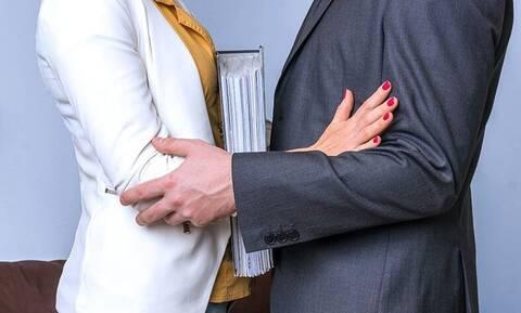 Μέτρα κατά της σεξουαλικής παρενόχλησης στην εργασία