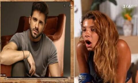 Survivor: Άγριο γλέντι στο Twitter για Μαριαλένα και Λιβάνη - «Που τα πουλάς αυτά;» (pics+vid)