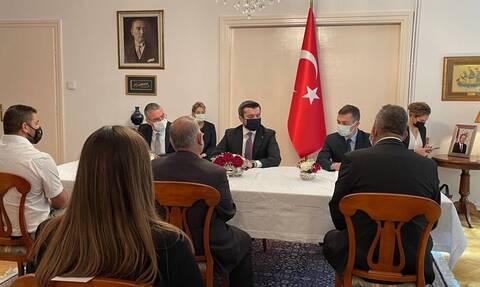 Τουρκικές προκλήσεις σε ελληνικό έδαφος από τον υφΥΠΕΞ: Εξαπέλυσε κατηγορίες προς την Ελλάδα