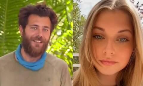 Survivor: «Είναι ταράτσα, μάλλον είναι ξαδέρφη του», είπε ο Μπάρτζης για την πρώην του Τζέιμς (vid)