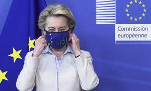 Κομισιόν: Η ΕΕ έτοιμη να συζητήσει άρση πατέντας για τα εμβόλια του κορονοϊού