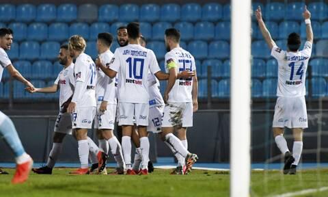 Super League: «Συναγερμός» σε ιστορική ομάδα - Ανακοίνωσε πέντε κρούσματα κορονοϊού
