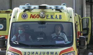 Τροχαίο δυστύχημα στην Παλαιά Ε.Ο. Θεσσαλονίκης-Βέροιας - Νεκρός 36χρονος