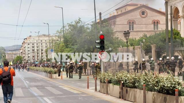 Επεισόδια Αθήνα