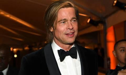 O George Clooney τρολάρει τη σχέση του με τον Brad Pitt (video)