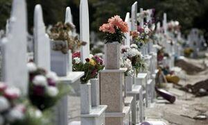 Σοκ στην Καβάλα: Ιερόσυλοι άνοιξαν τάφο και έκλεψαν τον μακαρίτη - Βρήκαν άχυρα στο φέρετρο
