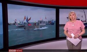 Αγγλογαλλική «ναυμαχία» και συνομιλίες για την αλιεία στη Μάγχη