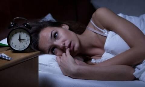 Δύο τρόποι για να βάλεις τέλος στην αϋπνία!