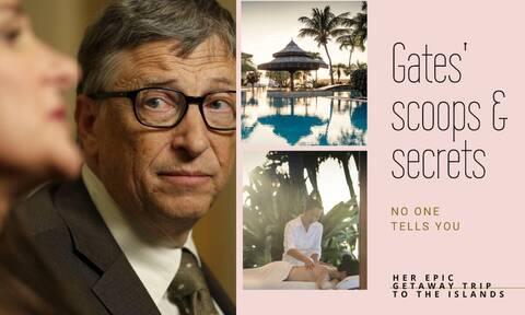 Υπάρχει άλλη; Έξαλλη η Melinda με τον Bill Gates! Νοίκιασε νησί για να ηρεμήσει