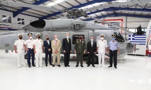 Πολεμικό Ναυτικό: Έτοιμο το πρώτο αναβαθμισμένο Aegean Hawk S-70 - Έρχονται και τα Romeo
