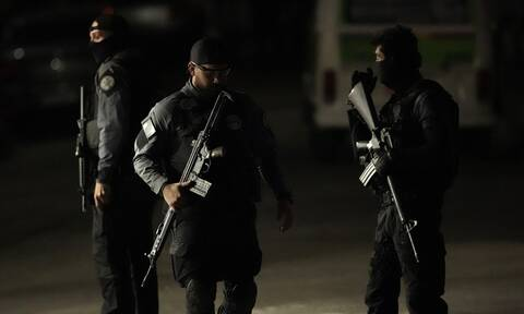 Μακελειό στη Βραζιλία: Πυροβολισμοί στο Ρίο ντε Τζανέιρο με τουλάχιστον 20 νεκρούς