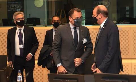Παναγιωτόπουλος: Να διαφυλάξουμε τα συμφέροντα της Ε.Ε. και των κρατών μελών της