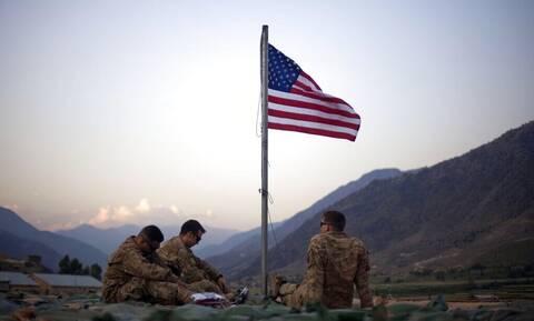 Στρατός των ΗΠΑ στο Αφγανιστάν