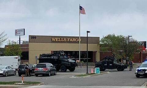 ΗΠΑ: Σε εξέλιξη ένοπλη ληστεία με ομήρους σε τράπεζα της Μινεσότα
