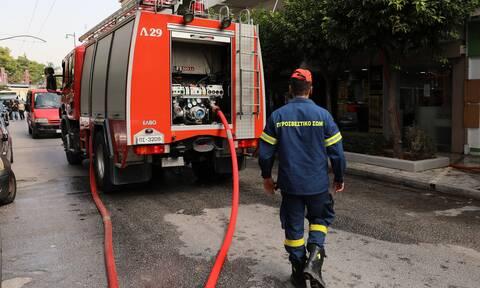 Θεσσαλονίκη: Δύο εμπρηστικές επιθέσεις με γκαζάκια τα ξημερώματα