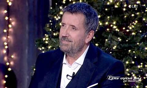 Video: Η πρώτη φορά που ο Σπύρος Παπαδόπουλος είπε «Στην Υγειά μας»