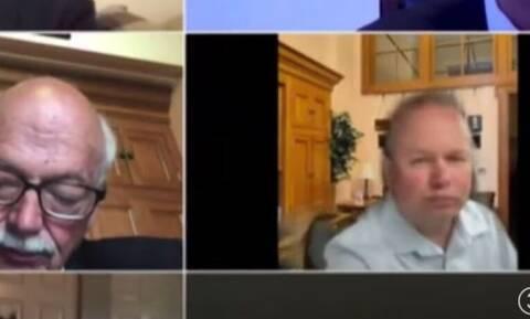 ΗΠΑ: Γερουσιαστής έκανε τηλεδιάσκεψη στο Zoom από το αυτοκίνητο, βάζοντας ψεύτικο φόντο